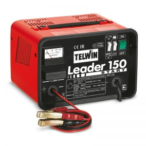 Batteriladdare och starter Leader 150 Start