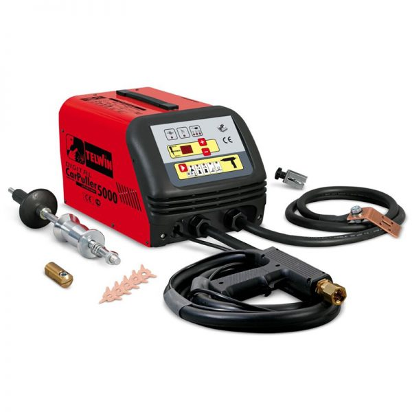 Digital car puller 5000 (400 V)