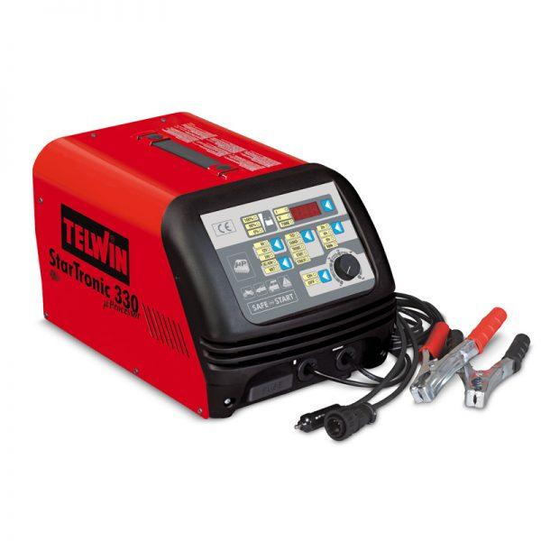 Batteriladdare och starter Startronic 330
