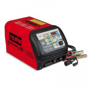 Bilbatteriladdare och starter Startronic 530