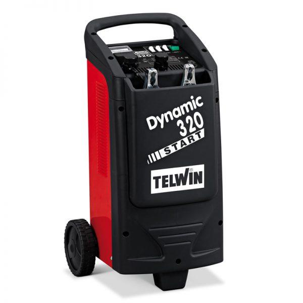 Batteriladdare och starter Dynamic 320 Start