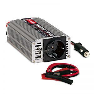konverter 230V och USB