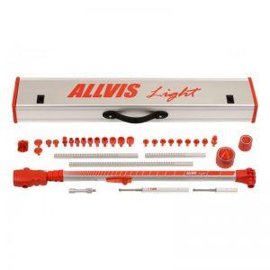Mätsystem Allvis Light med väska