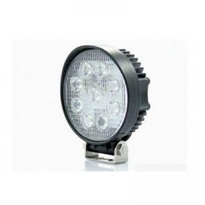 Arbetslampa 9x3W Epistar 30-90gr