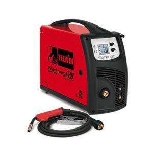 Multisvetsen Electromig 220 Synergic