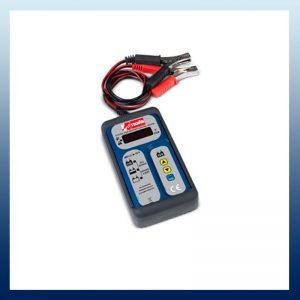 Batteritestare och tillbehör